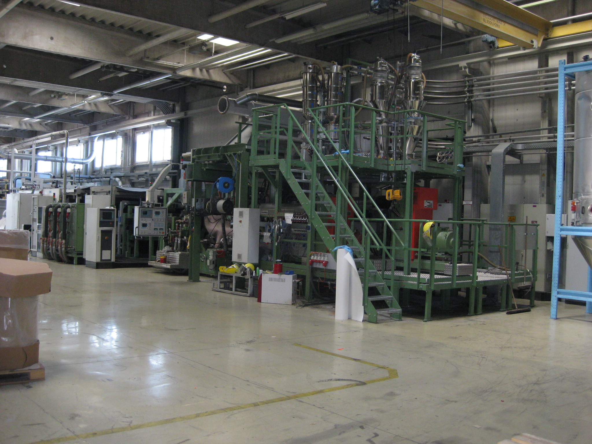Extrusion Line from 2009