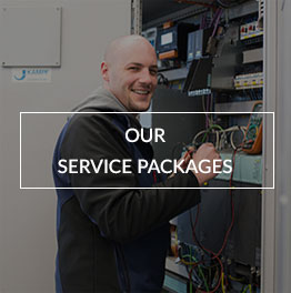 Our service packages